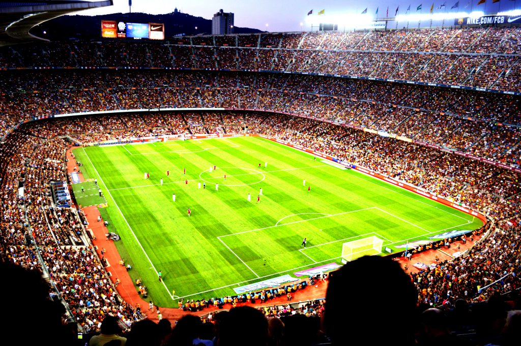 Camp Nou, το μεγαλύτερο στάδιο της Ευρώπης