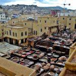 Εξερευνώντας την παλιά αγορά της  Φεζ