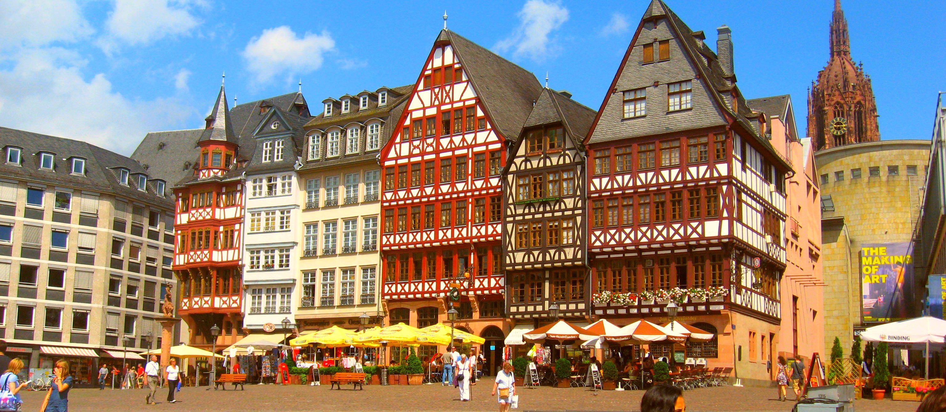 Αγαπημένα μέρη στην Φρανκφούρτη